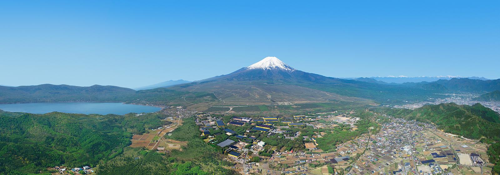 Centrala firmy Fanuc w Japonii