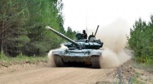 Białoruś wypróbowała pocisk pancerny po modernizacji