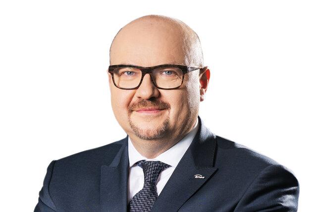 Nasze plany budowy wielkoobszarowych farm fotowoltaicznych znakomicie wpisują się w aktualny, dynamiczny rozwój tej technologii - mówi Jarosław Ołowski, wiceprezes ds. finansowych Enei. fot. mat. pras. ENEA