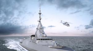 Francuska stocznia rozpoczyna budowę pierwszej cyfrowej fregaty