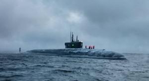 Rosja ma nowy atomowy okręt podwodny