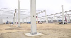 Nowa fabryka aut wyrasta w Gliwicach