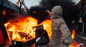 Im gwałtowniejsze protesty w Chile, tym więcej niepokoju w KGHM