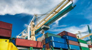 Eksport mocno w górę