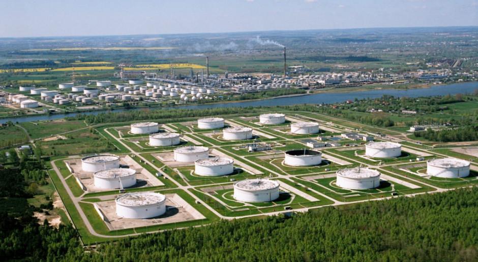 PERN zarządza bazami magazynowymi o łącznej pojemności około 3,5 mln m sześc. (Fot. PERN)
