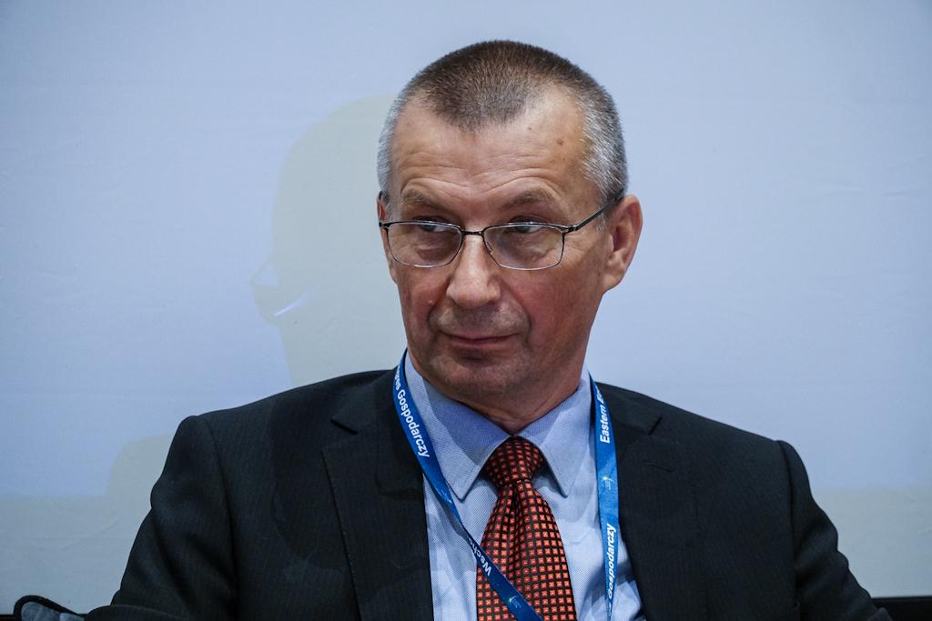 Dr Bogdan Rogaski jest przekonany, że przyjdzie taki czas, kiedy w sądach gospodarczych spory będą rozstrzygane tylko w wyjątkowych przypadkach. Ziarno mediacji zostało zasiane. Fot. MO
