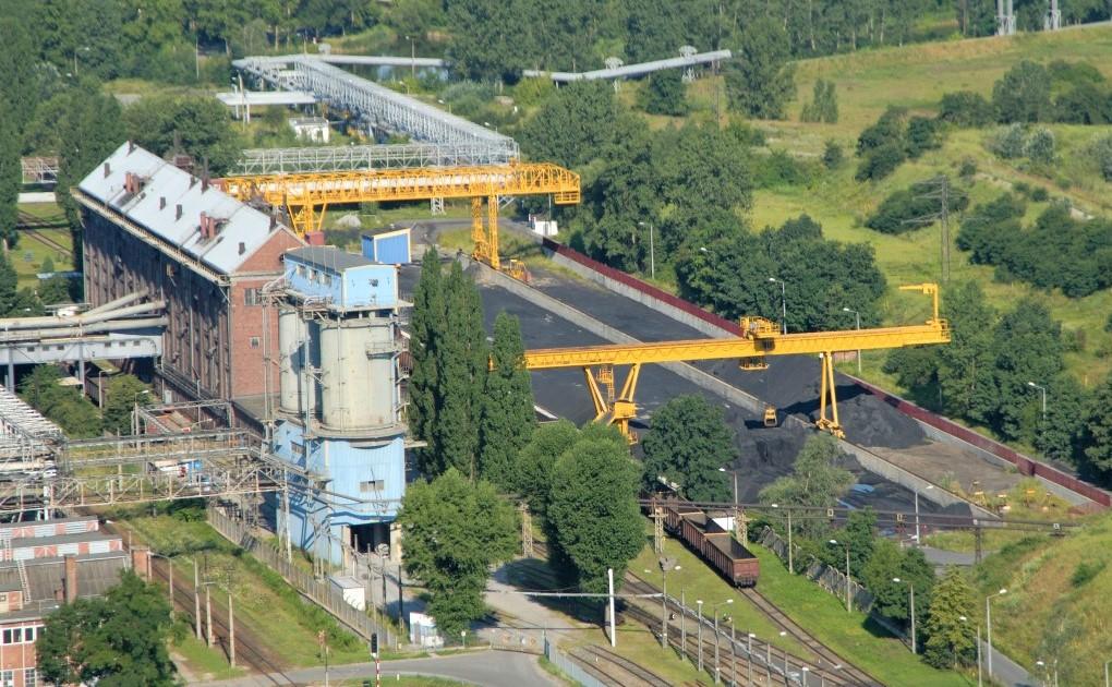 Obecnie paliwem w EC Czechnica jest węgiel kamienny, fot. mat. pras.