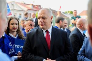 Jacek Sasin. Od samorządowca do ministra od spółek skarbu