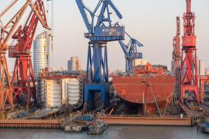 W Chinach powstaje megakorporacja stoczniowa. Roczne dochody ponad 140 mld USD