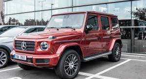 Daimler pracuje nad elektryczną wersją Mercedesa klasy G