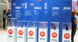 Motorola pokazała składanego smartfona. Przypomina jej dawny telefon