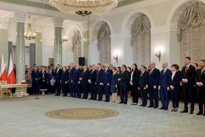 Zaprzysiężenie rządu - prezentujemy sylwetki wszystkich ministrów