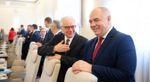 Jacek Sasin zapewnia o kontynuacji inwestycji w Ostrołęce