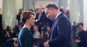 Jadwiga Emilewicz zdradziła, czym zajmie się w nowym rządzie