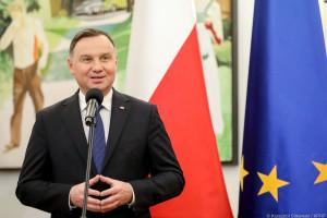 Andrzej Duda nie chce widzieć na swoim biurku ustawy posłów PiS