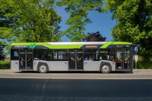 Solaris pozyskał zagraniczny kontrakt na autobusy hybrydowe
