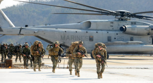 Nagły koniec kolejnej rundy rozmów USA i Korei Płd. w sprawie kosztów obrony