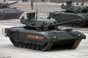 Armia otrzyma pierwsze czołgi T-14 Armata na przełomie 2019 i 2020 roku