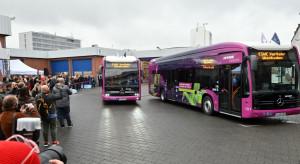 Elektryczne autobusy Mercedesa już w służbie