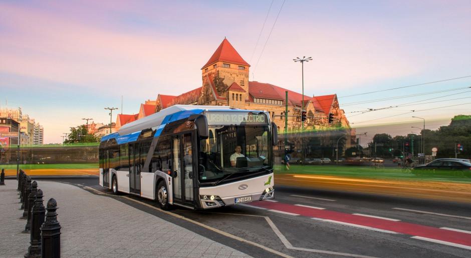 Solaris dostarczy bezemisyjne autobusy do Bolesławca