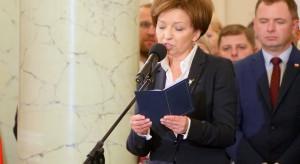 Minister pracy łamała kodeks pracy