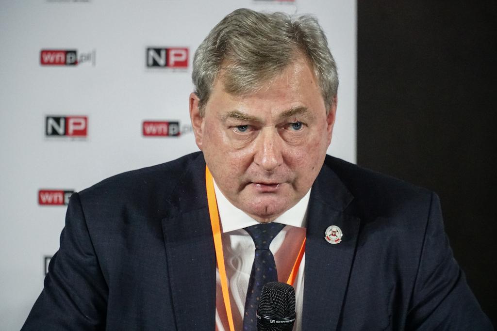 Janusz Jureczka jest sceptyczny w kwestii wykorzystania podziemnego zgazowania węgla (fot. PTWP / Michał Oleksy)