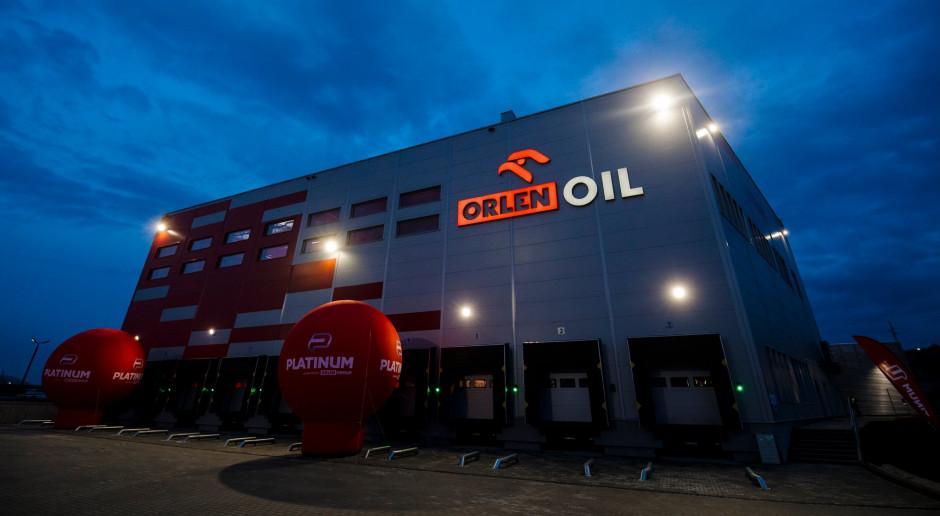 Prezes Orlenu: produkcja płynu do dezynfekcji w trybie ciągłym