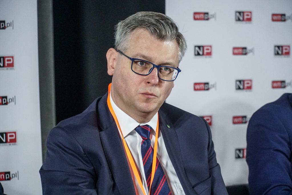 Banki odchodzą nie tylko od finansowania kopalni, czy elektrowni wykorzystujących węgiel - również wybudowanie np. terminala kolejowego, który będzie obsługiwał transport węgla, nie uzyska zgody na finansowanie - zauważył Tomasz Heryszek, prezes Węglokoksu (Fot. PTWP).