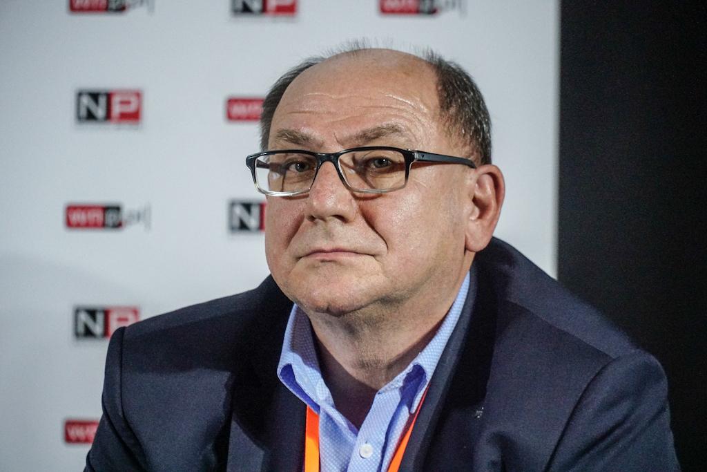 Pracownicy PGG, gdzie zarabia się najmniej ze wszystkich spółek węglowych, chcą podwyżek - mówił Bogusław Hutek. (Fot. PTWP)