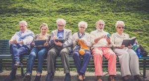 Liczba emerytów jest o połowę większa niż 20 lat temu