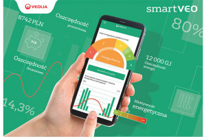 Veolia znalazła mobilną odpowiedź na monitorowanie efektywności energetycznej budynków