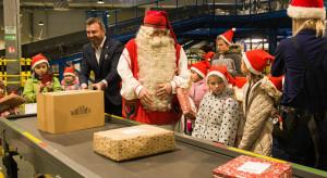 Święty Mikołaj w Poczcie Polskiej