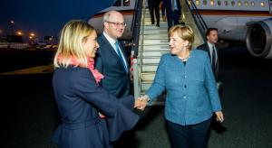 Merkel wzywa do stworzenia europejskiej agencji ds. 5G