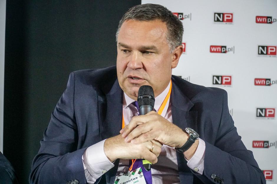 Jacek Srokowski, wiceprezes JSW Innowacje. Fot. PTWP