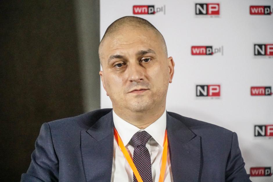 Dyrektor Artur Kozłowski, Sieć Badawcza Łukasiewicz - Instytut Technik Innowacyjnych EMAG. Fot. PTWP