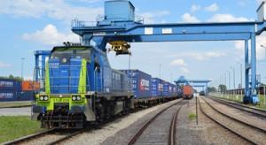 Koleje mają problem strukturalny usług przewozów towarów