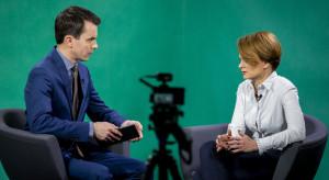 """Jadwiga Emilewicz obiecuje firmom dodatkową ulgę. To będzie """"haust rozwojowy"""""""