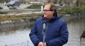 Minister o pracach na Mierzei Wiślanej: dopracowaliśmy poszczególne elementy inwestycji