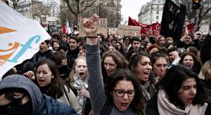 Strajk generalny może kosztować Francję setki milionów euro