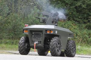 Robot bojowy z Polski ma być gotowy w pięć lat.