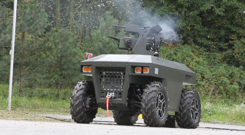 Robot bojowy ZM Tarnów ma być gotowy do pięciu lat. Zdecyduje finansowanie