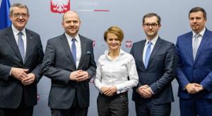 Murdzek, Mazur, Niedużak i Nowicki wiceministrami w resorcie rozwoju