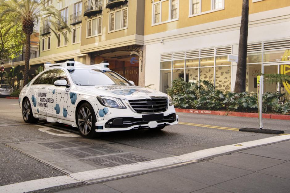 To miasto robi kolejny ukłon w środę autonomicznych aut