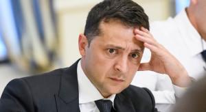 Prezydent Ukrainy: atak w Donbasie nie zmieni kursu na zakończenie wojny