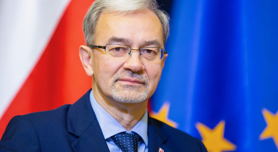 Jerzy Kwieciński: Zostaliśmy przez Unię niesprawiedliwie potraktowani