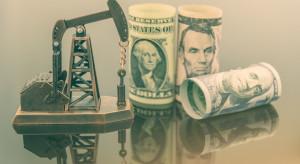 Ropa na giełdzie w Nowym Jorku drożeje