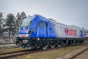 Lotos Kolej ma nowe lokomotywy