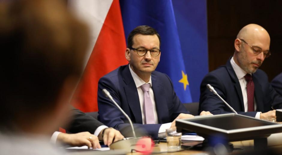 Tarcza antykryzysowa to największy polski pakiet wsparcia w historii
