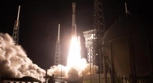 Nieudana misja bezzałogowego statku kosmicznego