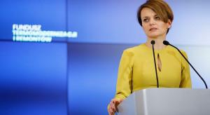 Jadwiga Emilewicz zapowiada korektę tarczy